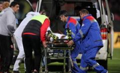 Ce decizie au luat sefii lui Dinamo in cazul doctorului Liviu Batineanu, dupa moartea lui Patrick Ekeng