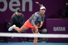 """Ce declara Elise Mertens dupa ce i-a """"suflat"""" trofeul WTA de la Doha Simonei Halep"""