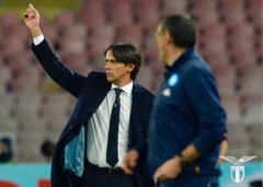 Ce declara antrenorul lui Lazio inainte de primul meci cu FCSB si dupa umilinta cu Napoli