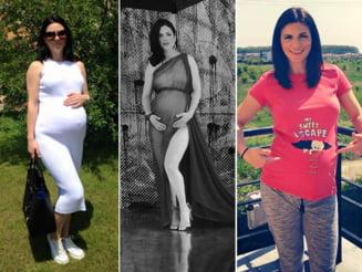 Ce dieta si exercitii fizice adopta buzoianca Ellie White pentru a-si mentine silueta