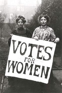 Ce drepturi aveau femeile, atunci cand nu aveau nici un drept (I)