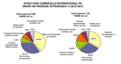 Ce exporta si ce importa Romania