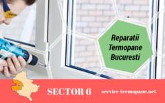 Ce facem cand ferestrele si usile termopan necesita reparatii rapide?
