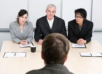 Ce faci daca te prinde cutremurul la interviu - situatii bizare in biroul angajatorului
