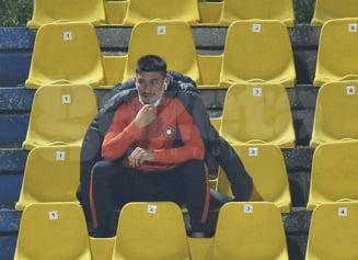 Ce fotbalist a plans aseara din cauza lui Gigi Becali