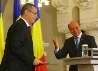 Ce glont de argint are Basescu pentru Ponta? (Opinii)