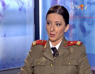 Ce grad militar poate obține Ana Maria Popescu, după argintul de la Tokyo 2020