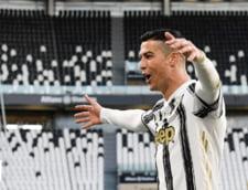 Ce i-a spus Juventus Torino lui Ronaldo dupa ce Manchester City a facut o oferta pentru superstarul portughez