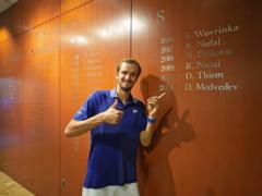 Ce i-a spus rusul Medvedev lui Djokovic după ce l-a învins în finala de la US Open