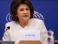 Ce i-a transmis Comisia JURI presedintelui Parlamentului European cu privire la Rovana Plumb
