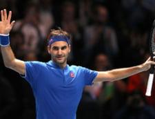 Ce i-a transmis Roger Federer copilului de mingi de la care a pornit intreg scandalul de la Turneul Campionilor