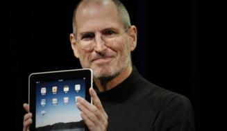 Ce ii cerea un angajat Apple lui Steve Jobs in 2010