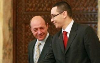Ce inseamna retragerea lui Ponta din fata lui Basescu (Opinii)