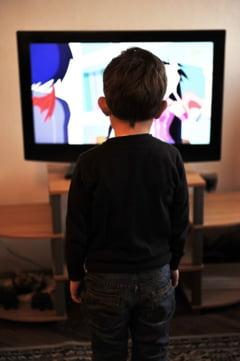 Ce invata un copil din desenele animate