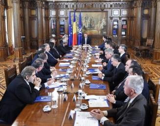 Ce isi propune Comisia pentru Proiectul de tara: De vorba cu doi dintre membri dupa prima sedinta