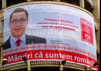 Ce judete au adus PSD voturi sub media nationala la europarlamentare