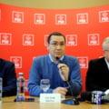 Ce l-ar determina pe Ponta sa renunte la sefia PSD: Daca colegii nu sunt de acord, vine altcineva
