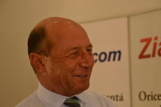 Ce le-a mai urat romanilor presedintele Traian Basescu