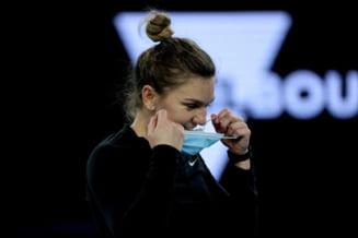 Ce le-a transmis Simona Halep organizatorilor de la Doha, dupa ce s-a retras de la turneu