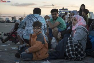 Ce le promite Uniunea Europeana tarilor care gazduiesc refugiati sirieni