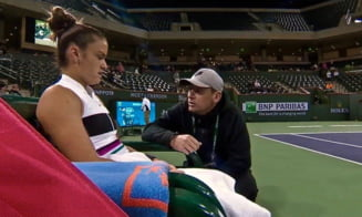Ce legatura are Maria Sakkari, semifinalista la Roland Garros, cu Romania