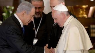 Ce limba vorbea Iisus - Papa Francisc s-a contrazis cu premierul israelian