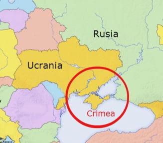 Ce lovituri va suferi Rusia dupa anexarea Crimeii