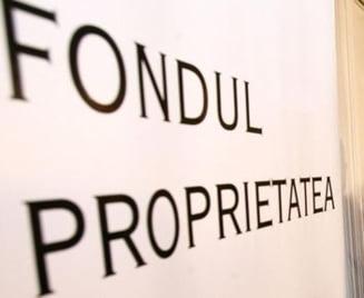 """Ce mai da statul romanilor furati de comunisti? Fondul Proprietatea s-a """"terminat"""""""