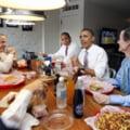 Ce mananca Michelle si Barack Obama