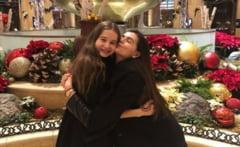 Ce mare s-a facut fiica lui Irinel si a Monicai! Cum a inceput sa pozeze Irina Columbeanu
