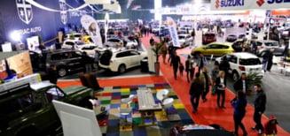 Ce masini vom putea admira la Salonul Auto Bucuresti