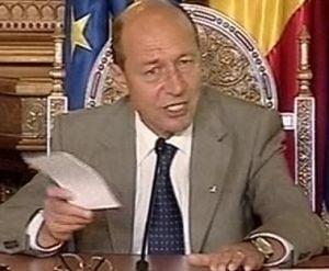 Ce naste ura lui Traian Basescu (Opinii)