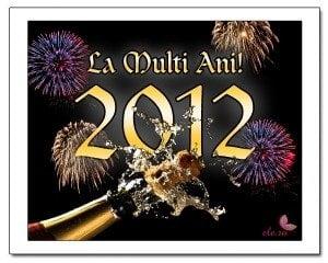 Ce ne doresc politicienii pentru 2012