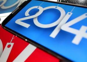 Ce noutati de top vor aduce smartphone-urile in 2014?