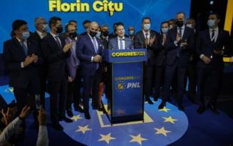 """Ce nu s-a vazut la TV la Congresul PNL, """"un spectacol jalnic al democratiei"""": negocieri pana in ultima clipa, vot cu scantei, ruptura dintre tabere REPORTAJ"""