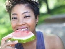 Ce nu stiati despre miraculoasa dieta cu pepene