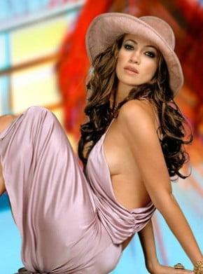Ce o face fericita pe Jennifer Lopez