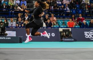 Ce obiective majore si-a trasat Serena Williams pentru sezonul 2019 din WTA