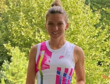 Ce pacat! Cum ar fi trebuit sa arate Simona Halep la US Open. Echipamentul e dedicat unei legende a tenisului masculin
