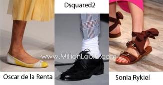 Ce pantofi se poarta in acest sezon (Galerie Foto)