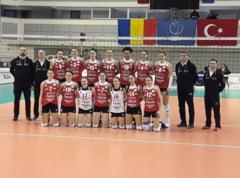 Ce performanta! Romania are doua echipe in semifinalele CEV Cup!