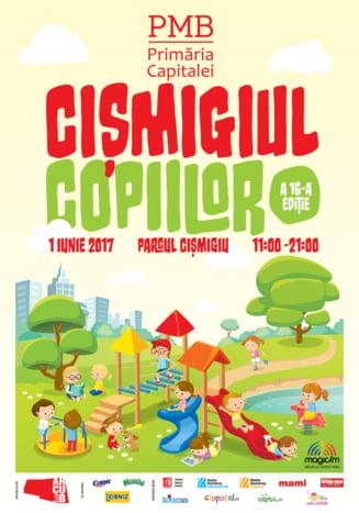 Ce poti face in Bucuresti in minivacanta de 1 Iunie: Distractie maxima in parcuri, la Zoo si pe Calea Victoriei
