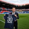 Ce preț au tricourile cu Messi la PSG. Barcelona renunță deja la articolele cu superstarul argentinian scoase la vânzare