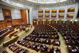 Ce prevede declaratia referitoare la reprezentarea la Bruxelles adoptata de Parlament