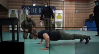 Ce probe sportive au ratat instructorii din Poliția Română care s-au făcut de râs la examen. Niciunul n-a promovat concursul