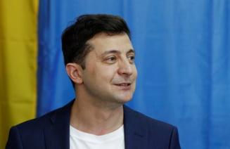 "Ce probleme ""mosteneste"" Volodimir Zelenski, actorul de comedie devenit presedinte al Ucrainei"