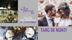 Ce puteti gasi la Mariage Fest, cel mai important targ de nunti de la Palatul Parlamentului, 25-27 octombrie