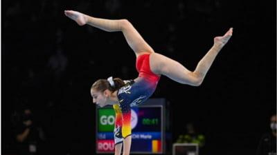 Ce rău am ajuns la gimnastică! Ce loc a ocupat în finala mondială singură româncă din competiție