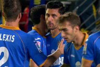 Ce reactie a avut Marica dupa golul magnific din Spania