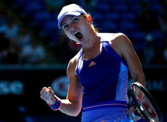 Ce remarca arabii dupa victoria Simonei Halep de la Australian Open: S-a chinuit